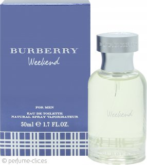 Burberry Weekend Eau de Toilette 50ml Vaporizador