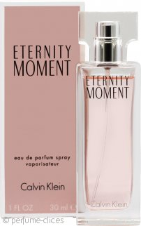 Calvin Klein Eternity Moment Eau de Parfum 30ml Vaporizador