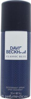 David Beckham Classic Blue Vaporizador Corporal 150ml