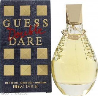 Guess Double Dare Eau de Toilette 100ml Vaporizador