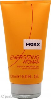 Mexx Energizing Woman Gel de Ducha 150ml