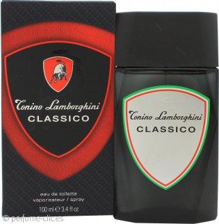 Lamborghini Classico Eau de Toilette 100ml Vaporizador