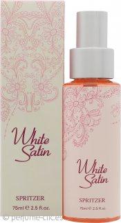 Taylor of London White Satin Spritzer 75ml Vaporizador
