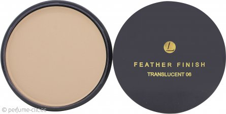 Lentheric Feather Finish Polvo Compacto 20g - Traslúcido 06