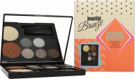 Sunkissed Beautiful Bronze Beauty Booster Set de Regalo 6 x 2g Sombras de Ojos + 4g Bronce + 4g Resaltador + Aplicador