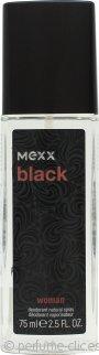 Mexx Black Woman Desodorante Vaporizador 75ml