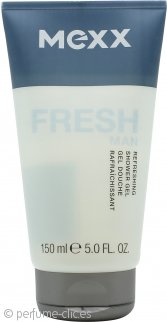 Mexx Fresh Man Gel de Ducha 150ml