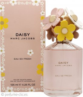 Marc Jacobs Daisy Eau So Fresh Eau de Toilette 125ml Vaporizador