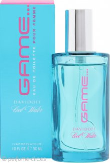 Davidoff Cool Water Game Eau de Toilette 30ml Vaporizador