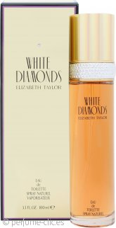 Elizabeth Taylor White Diamonds Eau de Toilette 100ml Vaporizador