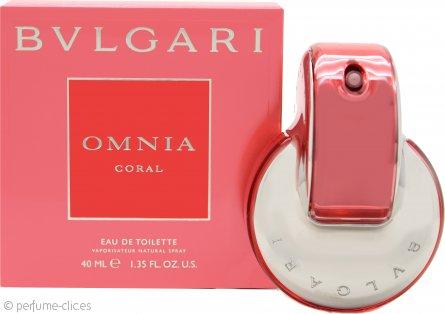 Bvlgari Omnia Coral Eau de Toilette 65ml Vaporizador