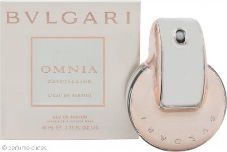 Bvlgari Omnia Crystalline Eau de Parfum 40ml Vaporizador