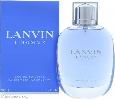 Lanvin L'Homme Eau De Toilette 100ml Vaporizador