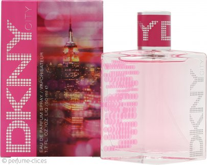 DKNY City Women Eau de Parfum 50ml Vaporizador
