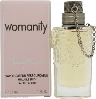 Thierry Mugler Womanity Eau de Parfum 30ml Vaporizador Rellenable