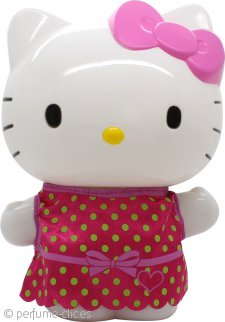 Hello Kitty Pink Love Baño de Espuma Figura 300ml