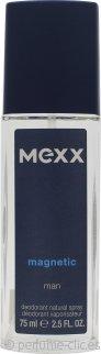 Mexx Magnetic Man Desodorante Vaporizador 75ml