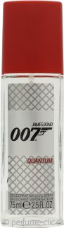 James Bond 007 Quantum Desodorante Vaporizador 75ml