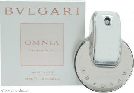 Bvlgari Omnia Crystalline Eau de Toilette 40ml Vaporizador