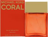 Michael Kors Coral Eau de Parfum 100ml Vaporizador