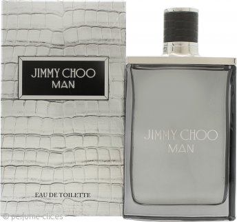 Jimmy Choo Man Eau De Toilette 100ml Vaporizador