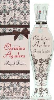 Christina Aguilera Royal Desire Eau de Parfum 100ml Vaporizador