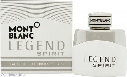 Mont Blanc Legend Spirit Eau de Toilette 30ml Vaporizador