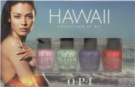 OPI Hawaii Set de Regalo 4 x 3.75ml Esmalte de Uñas