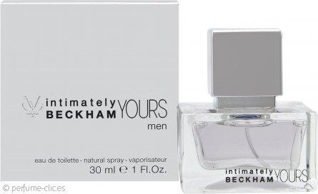 David & Victoria Beckham Intimately Yours Men Eau de Toilette 30ml Vaporizador