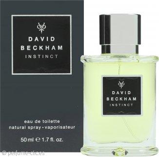 David Beckham Instinct Eau de Toilette 50ml Vaporizador