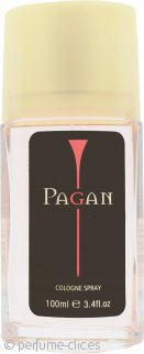 Mayfair Pagan Eau de Cologne 100ml Vaporizador