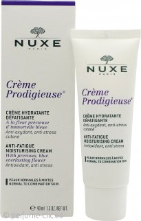 Nuxe Creme Prodigieuse Crema Hidratante Anti Fatiga 40ml - Pieles Normales a Mixtas