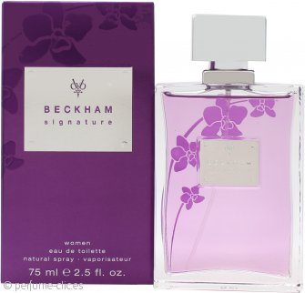 David & Victoria Beckham Signature Women Eau de Toilette 75ml Vaporizador