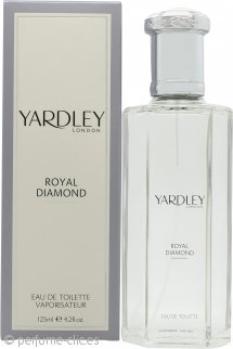 Yardley Royal Diamond Eau de Toilette 125ml Vaporizador