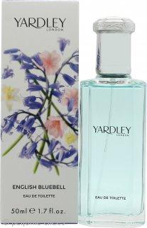 Yardley English Bluebell Eau de Toilette 50ml Vaporizador