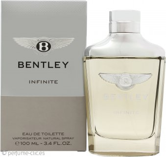 Bentley Infinite Eau de Toilette 100ml Vaporizador