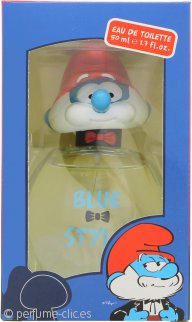 The Smurfs Papa 3D Eau de Toilette 50ml Vaporizador