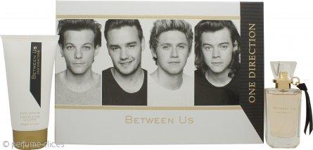 One Direction Between Us Set de Regalo 50ml EDP + 150ml Loción Corporal