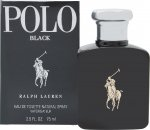 Ralph Lauren Polo Black Eau de Toilette 75ml Vaporizador