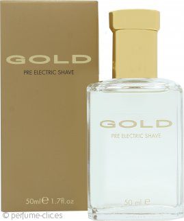Yardley Gold Pre-Electric Loción Afeitado 50ml