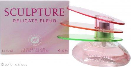 Nikos Sculpture Delicate Fleur Eau de Toilette 30ml Vaporizador