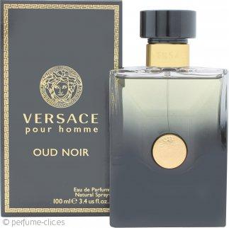 Versace Oud Noir Eau de Parfum 100ml Vaporizador