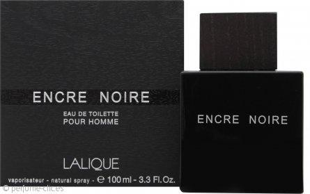 Lalique Encre Noir Eau de Toilette 100ml Vaporizador