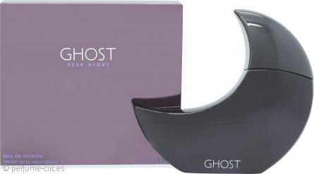 Ghost Deep Night Eau de Toilette 75ml Vaporizador