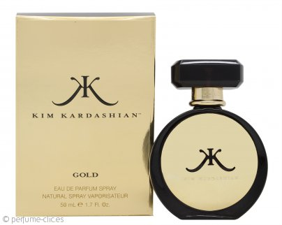 Kim Kardashian Kim Kardashian Gold Eau de Parfum 50ml Vaporizador