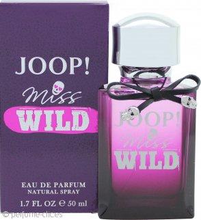 Joop! Miss Wild Eau de Parfum 50ml Vaporizador