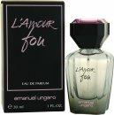 Ungaro L'Amour Fou Eau de Parfum 30ml Vaporizador