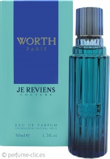 Worth Je Reviens Couture Eau de Parfum 50ml Vaporizador