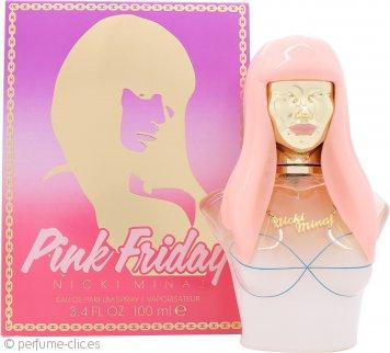 Nicki Minaj Pink Friday Eau de Parfum 100ml Vaporizador