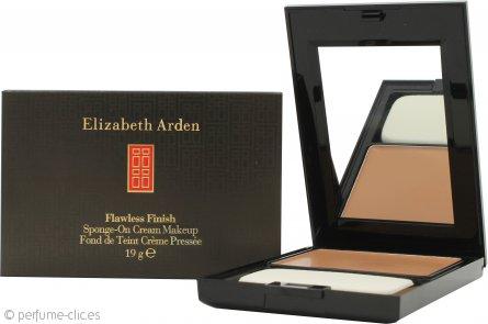 Elizabeth Arden Flawless Finish Crema Maquillaje y Esponja 19g - beige cálido 08